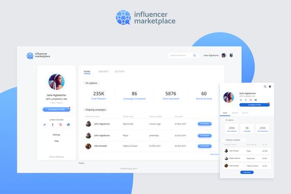 Influencer Marketplace (2017)