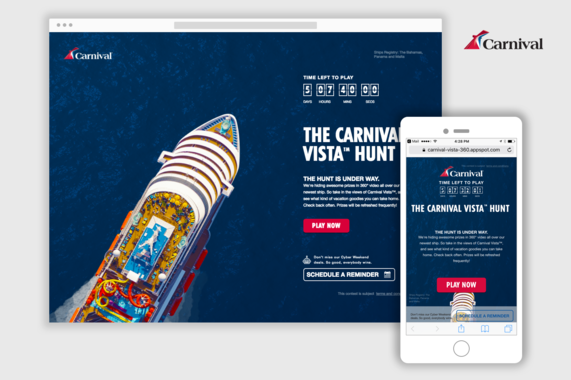 Carnival Cruise Lines | Instant Vacation