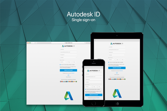 Autodesk ID | Single Sign-on System Design