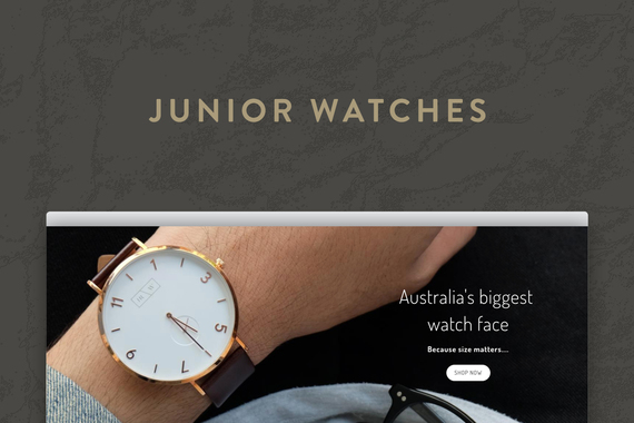 Junior Watches