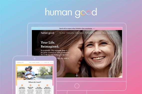 HumanGood Website