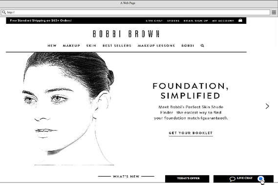 Live Chat with Beauty Experts for Fortune 500 Beauty Brand