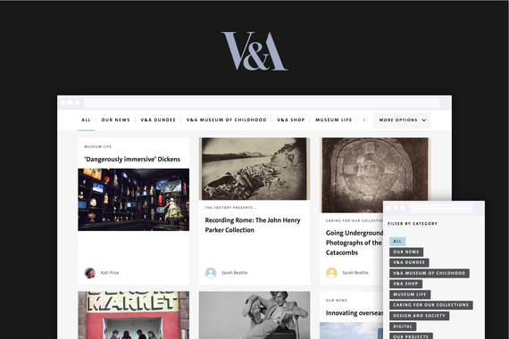 The Victoria and Albert Museum's Blog   V&A Blog