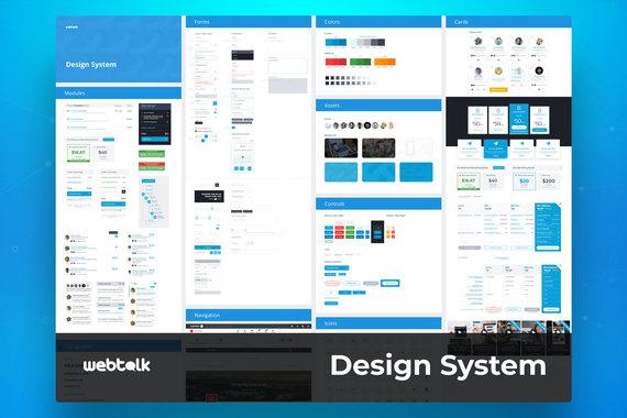 Webtalk   Social Media Responsive Web App   Product Design Lead