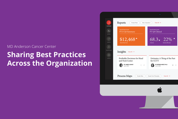 Sharing Best Practices Across the Organization