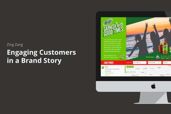 Engaging Customers in a Brand Story