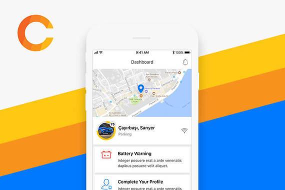 Comodif Smart Car App