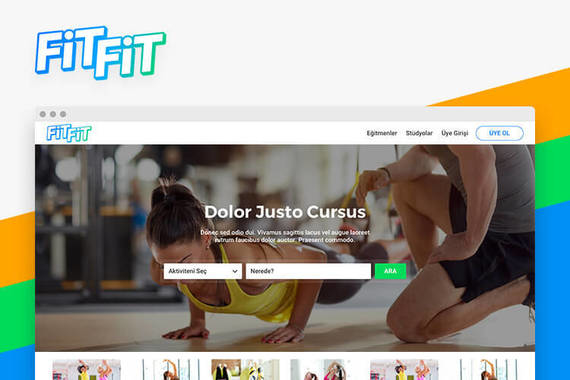Personal Trainer Web App