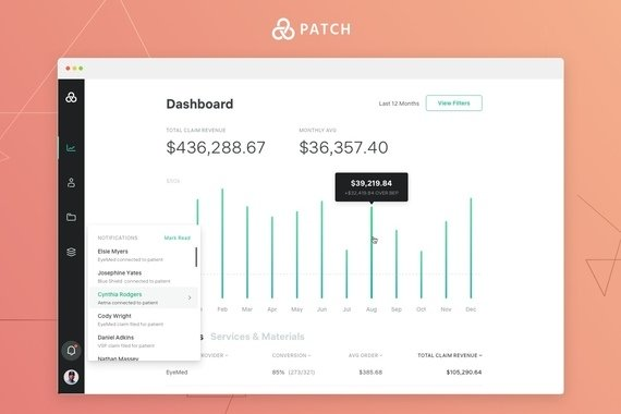 Patch - Provider Web App