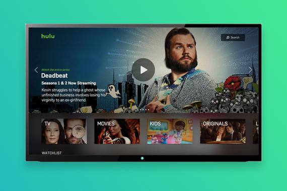 Hulu TVOS