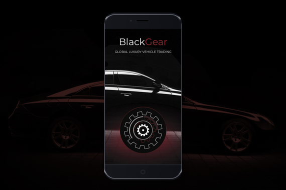 Black Gear | Luxury Vehicle Trading App