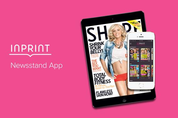 InPrint Newsstand App