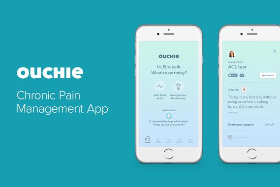 Ouchie Pain Management App