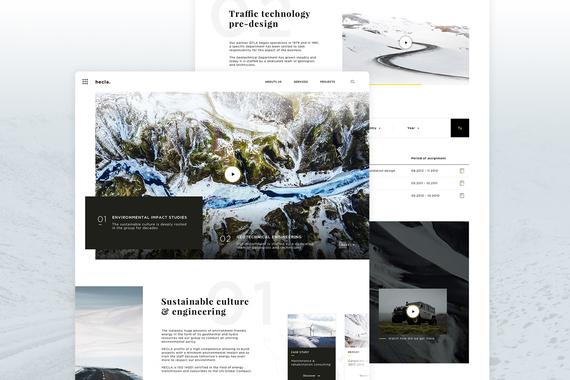 Hecla - Website Renewal