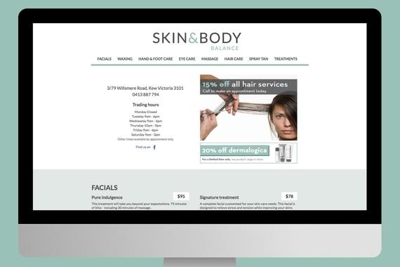 Skin & Body Balance
