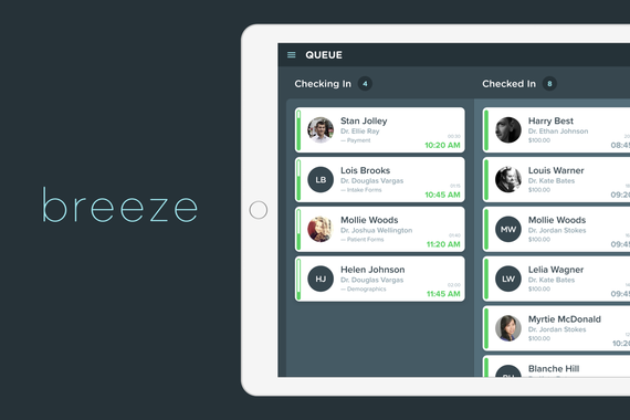 CareCloud Breeze: A Friendly Patient Intake Platform