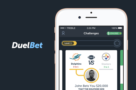 DualBet: A Gamified Betting App