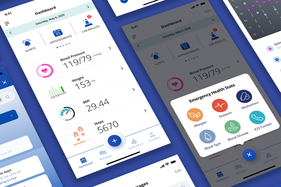 ChangeHealthcare.com | Healthcare and Wellness iOS App for Patients and Providers