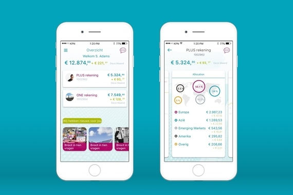 Banking Investment App