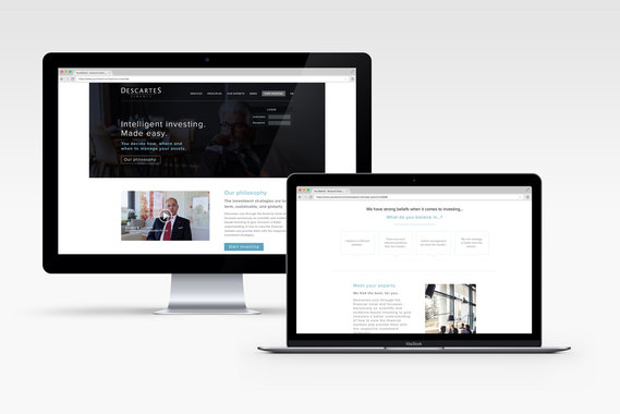 Executive Investor Website | Descartes