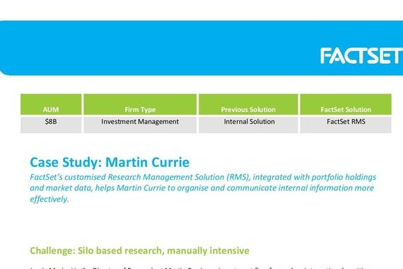 Research Portal Implementation Case Study