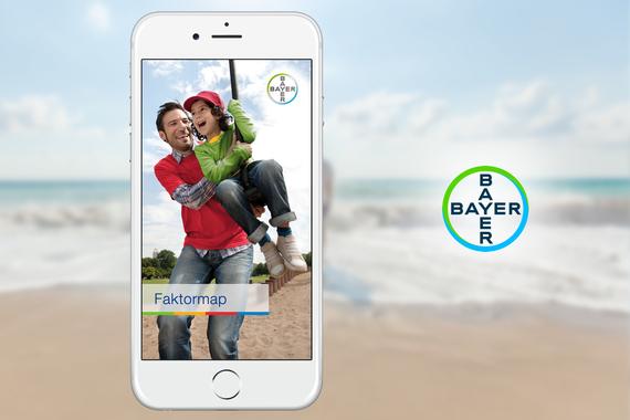Bayer Faktormap