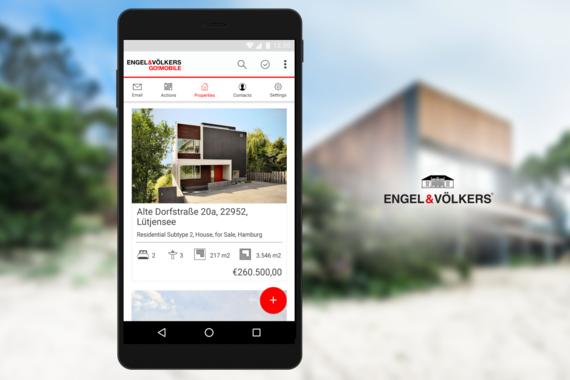 Engel & Völkers: GO! Mobile