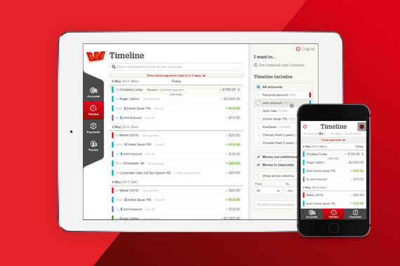 Online Banking Platform Redesign