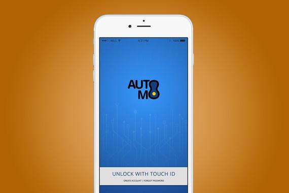 Autom8 | IoT App