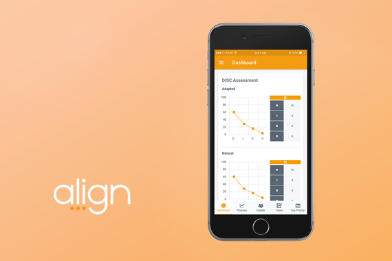 Align • Productivity Mobile App
