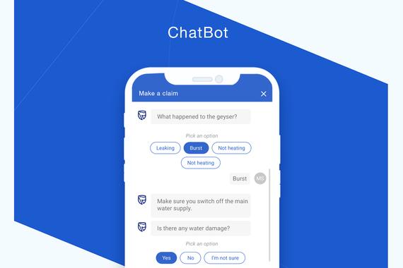 ChatBot   Make a Claim