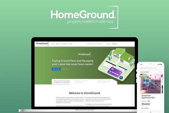 Homeground - Real Estate Management Service