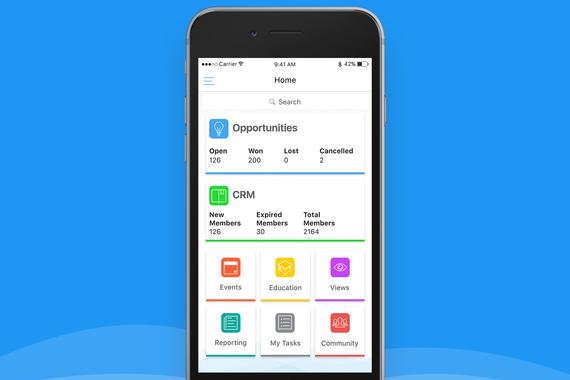 Aptify • Salesforce Mobile App