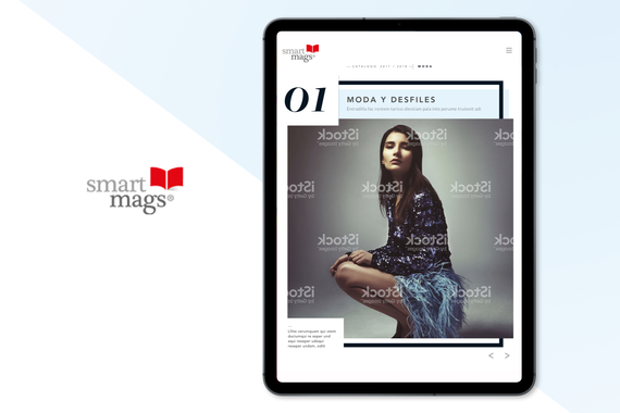 SmartMags Fashion Catalog Templates