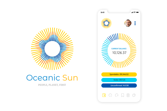 Oceanic Sun Branding