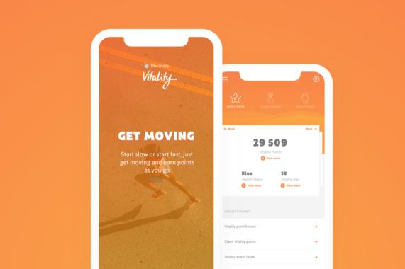 Vitality | Fitness App