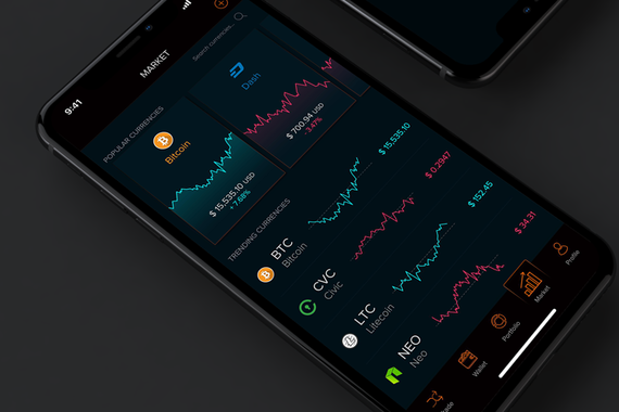 Cryptolith Wallet