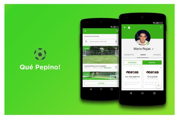 Social Soccer App