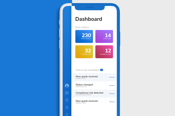 Flexcomply App UX/UI Design