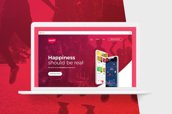 Yepah! Re-branding and Website Development