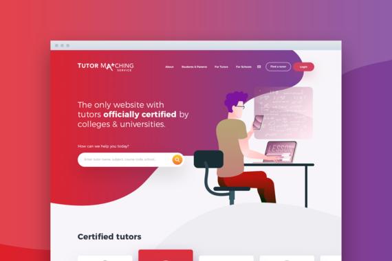 TMS Website Redesign