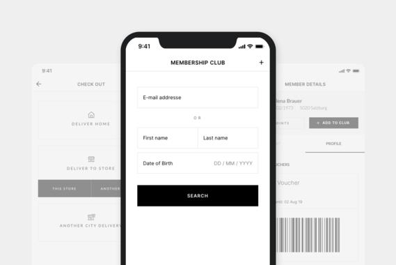 Mobile Application for Internal Logistics Platform (B2B)