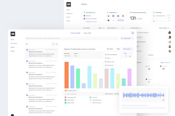 NomNom Insights l Quantifying Qualitative Feedback