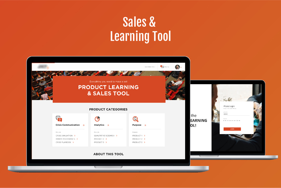 Sales & Learning Tool