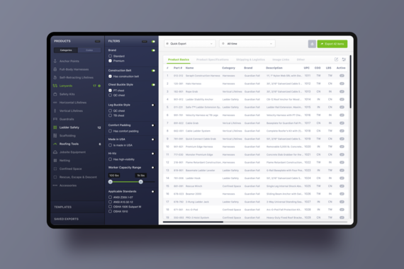 Pure Safety | Safety Tool Compliance App