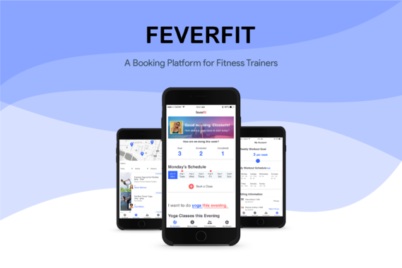Feverfit - A Booking Platform for Fitness Trainers