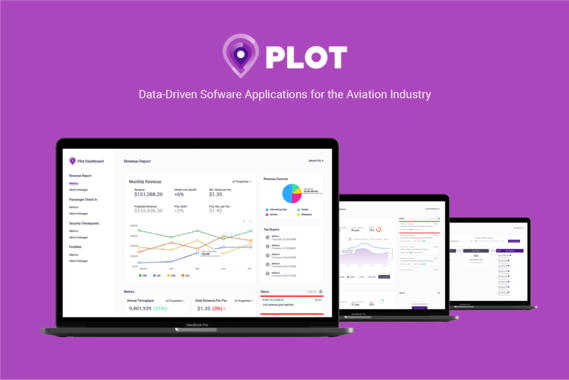 Plot - Data-Driven Software Solutions for Airports