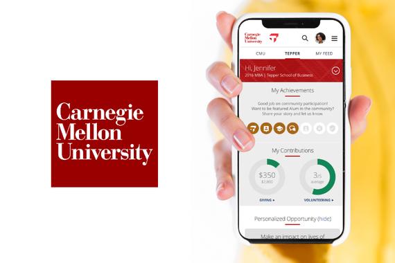 CMU Alumni Engagement Platform