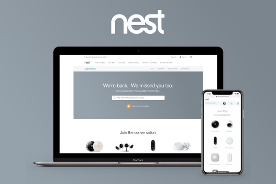 Nest Customer Support