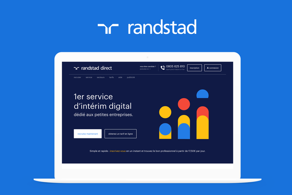 Randstad Direct – Corporate Innovation